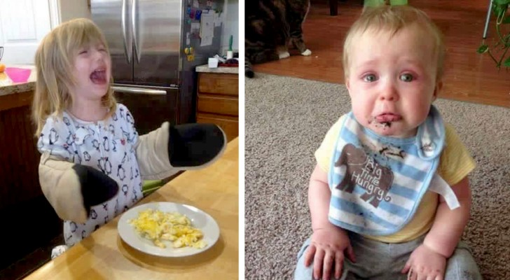 16 children who had the courage to complain about the most trivial things