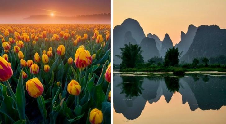 Le meraviglie di Madre Natura: 15 paesaggi talmente spettacolari che sembrano usciti da un film