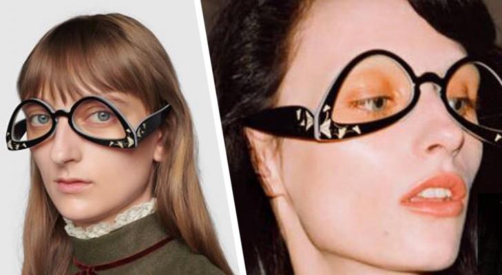 Gucci met en vente des lunettes à l'envers : l'accessoire qui interroge le web