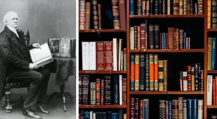 La storia di un'ossessione: realizzò la più grande collezione di manoscritti del mondo e la distrusse