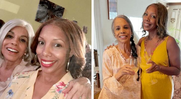 Ritrova la mamma biologica dopo 54 anni e scopre che era la protagonista della serie tv che amava da bambina
