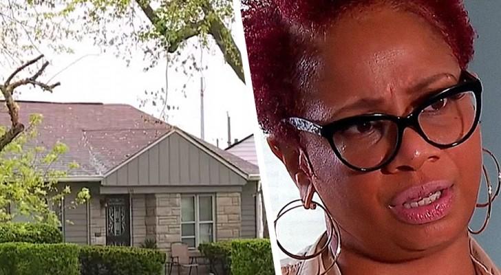 Donna di colore invita un amico bianco durante la valutazione della sua casa: il prezzo raddoppia