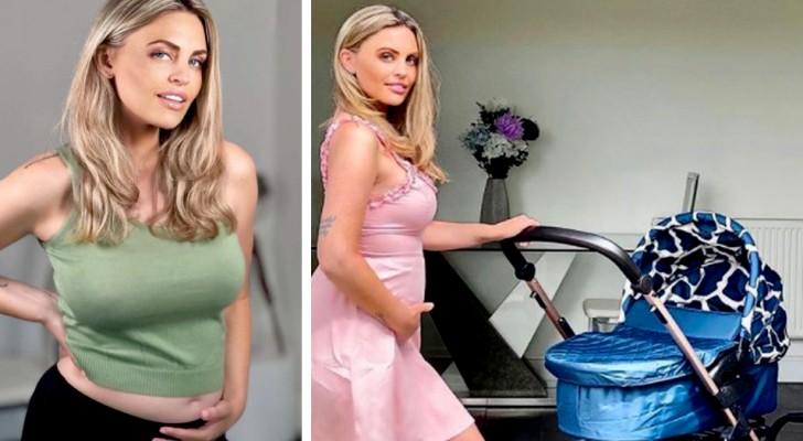 Ela quer dar à luz ao vivo ao seu quarto filho para ganhar £ 10.000