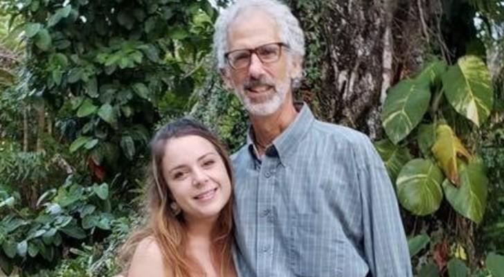 22-jähriges Mädchen heiratet 63-jährigen Mann:
