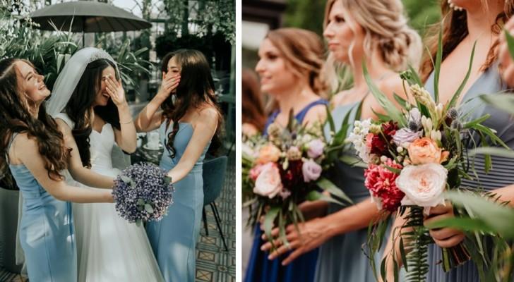 Une demoiselle d'honneur refuse une invitation à un mariage après que la mariée lui ait demandé de passer d'une taille 44 à une taille 40