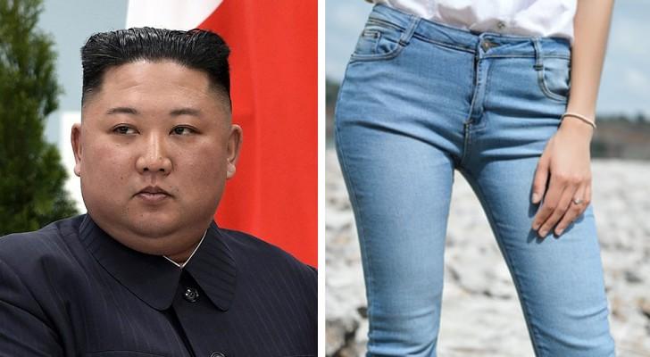 Kim Jong-un vieta jeans attillati e piercing: il capitalismo occidentale è un pericolo
