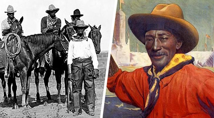 Nel Far West un cowboy su 4 era di colore: la storia poco conosciuta di questi mandriani leggendari