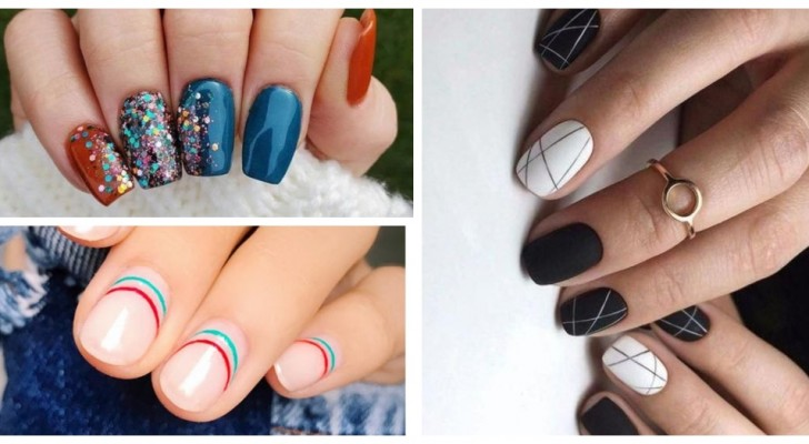 Decora le tue unghie con design chic ma semplici e veloci da realizzare