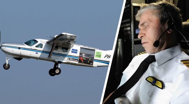 Le pilote s'endort pendant 40 minutes aux commandes et dépasse l'aéroport de 120 km