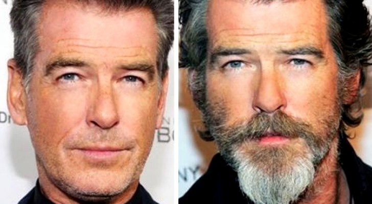 17 famous actors prove how a beard can significantly change a man's appearance