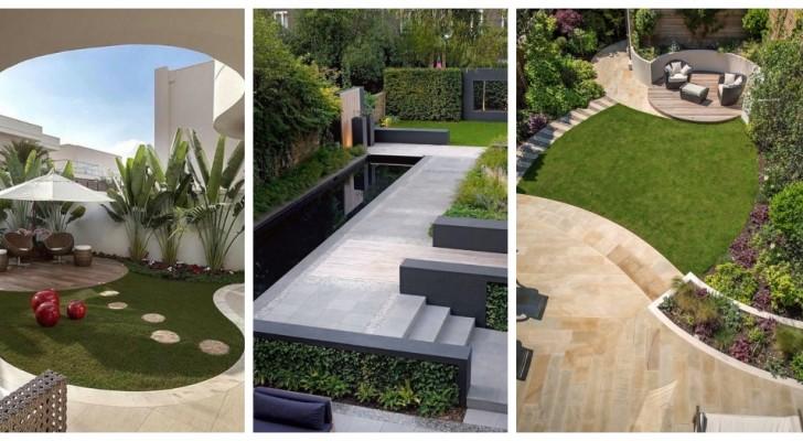 Giardini moderni: lasciati ispirare da queste fantastiche idee per rivoluzionare il tuo spazio verde