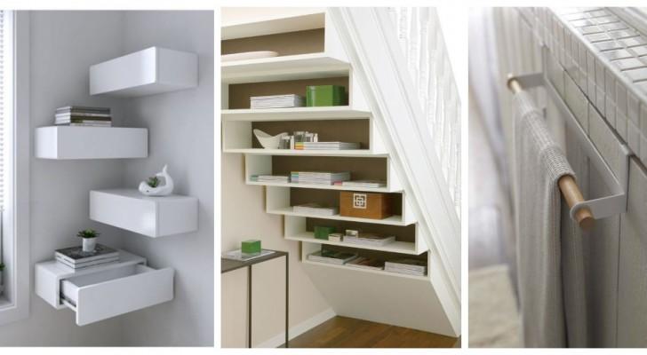 Meubles compacts et multifonctions : les meilleures idées pour meubler les petites maisons