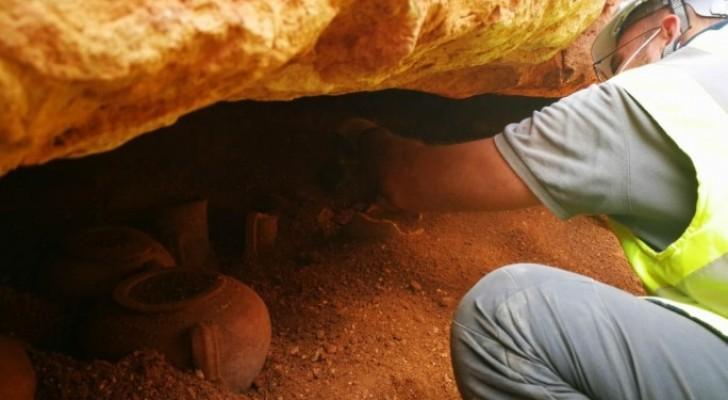 Perfekt erhaltenes punisches Grab auf Malta entdeckt: 2.000 Jahre zurückliegend