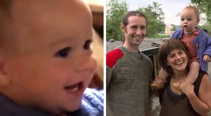 Questa coppia nasconde il genere del bambino: così deciderà se vuole essere maschio o femmina