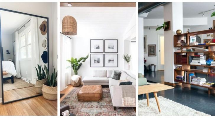 Faites sembler votre maison plus spacieuse avec ces astuces de design d'experts