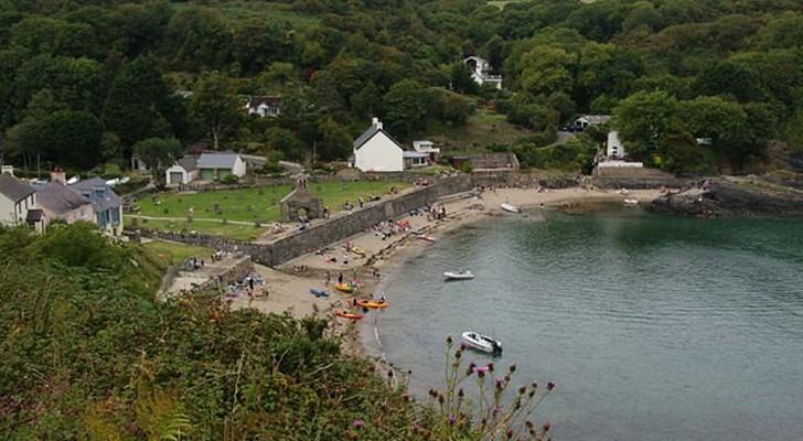 In questo villaggio del Galles è rimasto un solo abitante fisso: