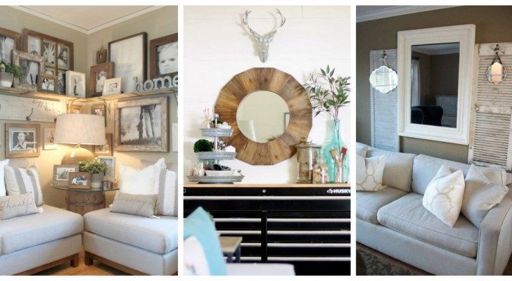 Dettagli rustici in salotto: decora nel modo più accogliente con questi spunti meravigliosi