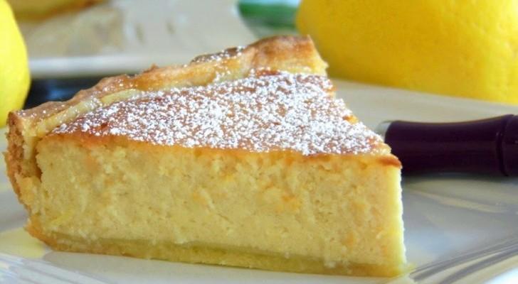Torta di ricotta con soli 3 ingredienti: scopri come preparare questo dolce semplice ma gustoso