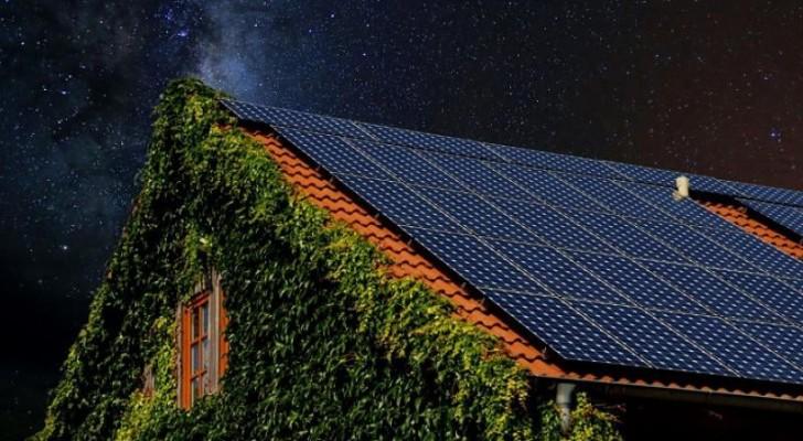 Onderzoekers ontwikkelen anti-zonnepanelen die zelfs 's nachts energie kunnen opwekken