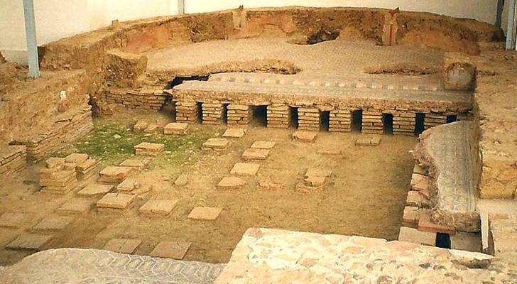 Vloerverwarming bestaat al eeuwen: het verhaal van de Grieks-Romeinse hypocaust