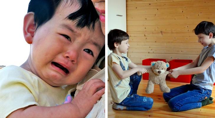 Il metodo che usano in Giappone per risolvere i conflitti tra i bambini