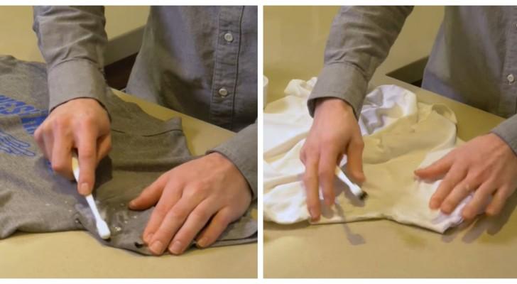 Addio macchie di sudore sui vestiti: scopri i rimedi casalinghi ed economici per liberartene