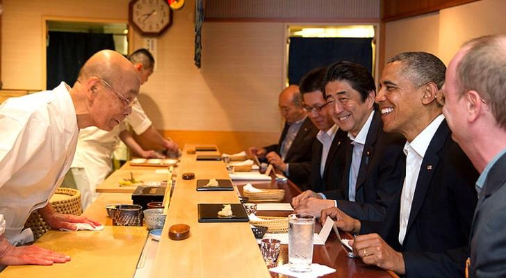 In Giappone c'è un leggendario ristorante di sushi dove mangiare costa 15 euro al minuto