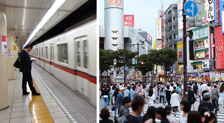 Japan: de overheid beveelt bedrijven een 4-daagse werkweek aan