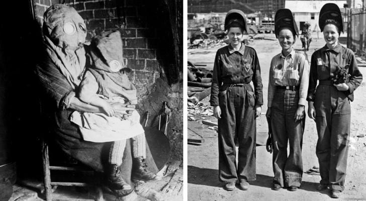 19 photos historiques vous montrent à quel point le monde a changé... et à quel point il est resté le même