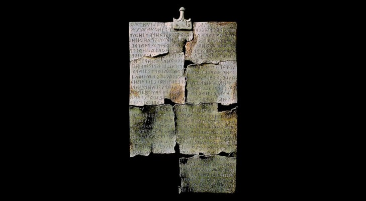 Tabula Cortonensis : la tablette vieille de 2 200 ans qui révèle des informations importantes sur la civilisation étrusque