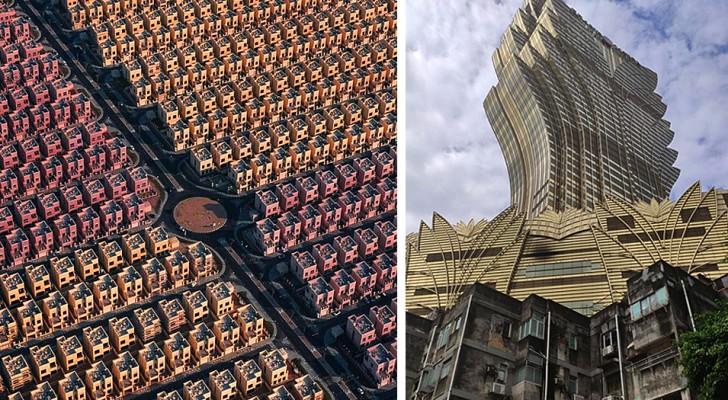 Inferni urbani: 22 foto di città che sembrano uscite da un film apocalittico