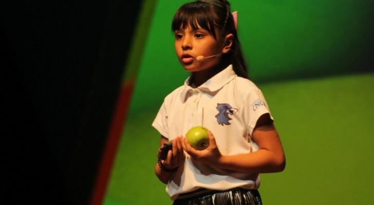 Dieses 9-jährige Mädchen mit Autismus hat den höchsten IQ von Albert Einstein und Stephen Hawking