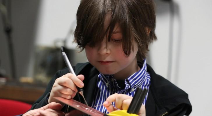 Un enfant prodige : à seulement 11 ans, il a obtenu un diplôme de physique, avec mention