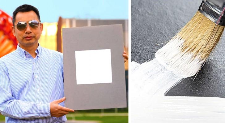 Ein Team von Wissenschaftlern schafft die weißeste Farbe der Welt: Sie kann die globale Erwärmung bekämpfen