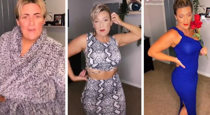 """40-jarige vrouw krijgt kritiek op internet omdat ze zich """"te jeugdig"""" kleedt"""