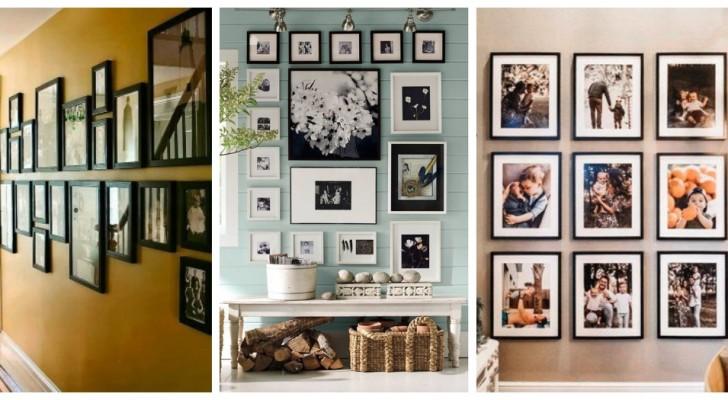 Valorisez au maximum vos photos en les exposant de la bonne façon sur les murs