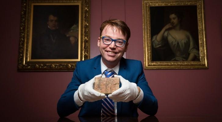 Eine 3700 Jahre alte babylonische Tafel verändert die Geschichte der Mathematik: Entdeckung der Forscher