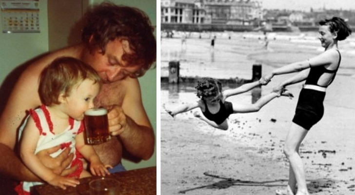 15 parents from the past who today would be arrested for the way they looked after their children