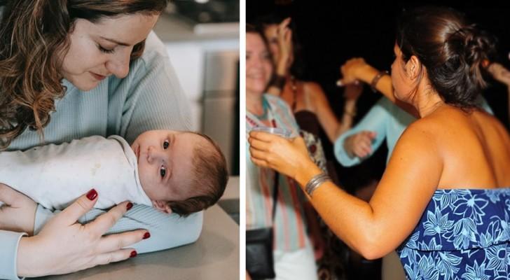 Ze bevalt van een baby zonder te beseffen dat ze al maanden in verwachting is: