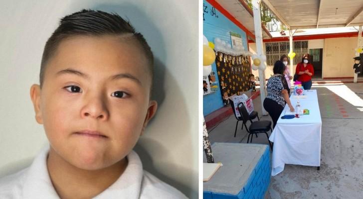 No invitan a su hijo de 6 años a la entrega del diploma porque tiene Síndrome de Down: el desahogo de una madre