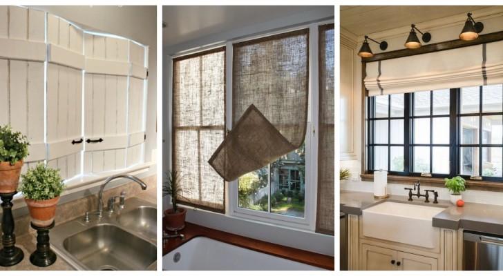 Rideaux en style farmhouse: laissez-vous inspirer par 10 propositions pour décorer de manière rustique mais élégante