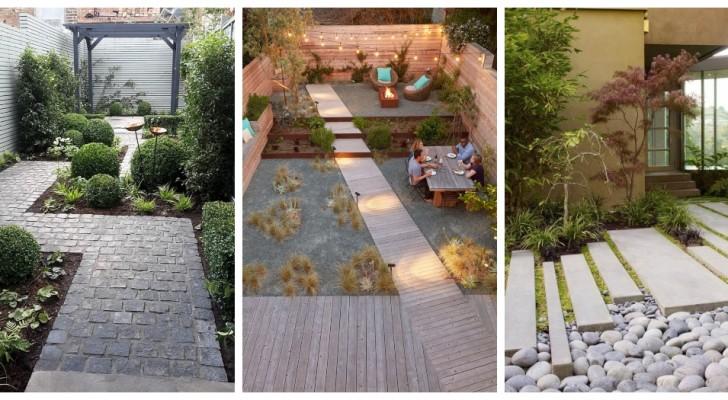 Sentiers et allées dans le jardin : enrichissez votre espace vert avec des chemins fascinants
