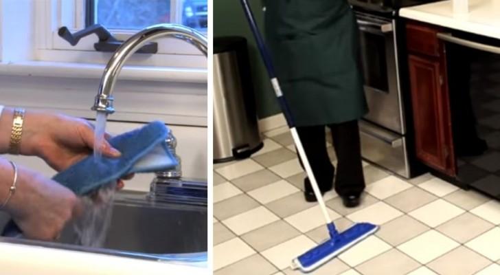 Lavare i pavimenti senza usare il secchio è possibile: scopri come farlo in modo semplice e veloce