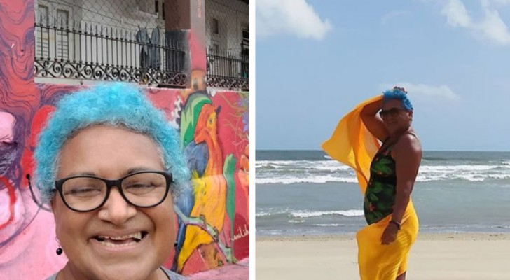 Oma verlaat haar familie en reist alleen de wereld rond:
