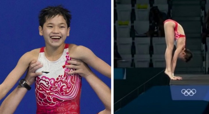 At 14 she won gold at the Olympics: I did it for my sick mother, her treatments cost a lot