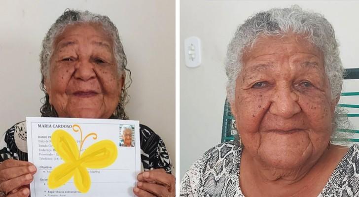 101-Jährige schickt Lebenslauf, um Arbeit zu finden: Ich will nicht von meinen Enkeln abhängig sein