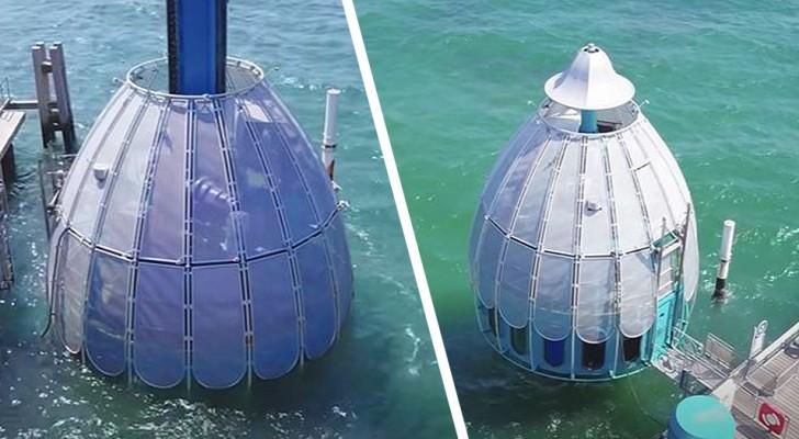 Bereik de diepten van de zee zonder onderzeeër met deze