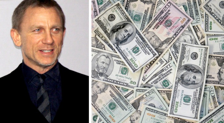 Daniel Craig: Non lascerò l'eredità milionaria alle mie due figlie, penso che sia una cosa sgradevole