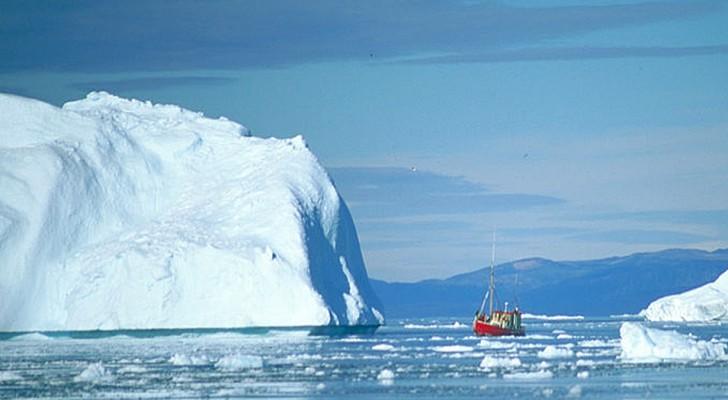 Il pleut au Groenland sur le plus haut sommet de la calotte glaciaire : une première !