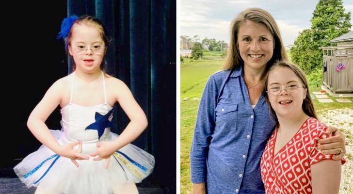 Mijn dochter met het syndroom van Down is geen vergissing, ze is perfect!: de ontroerende woorden van een moeder tegen alle vooroordelen in